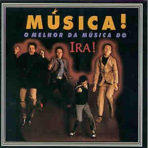 Música - O Melhor da Música do Ira! (1998)