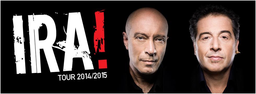 IRA! Tour 2014/2015