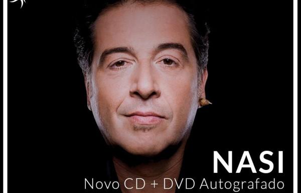 Nasi anuncia produção de novo DVD e convida fãs a colaborarem