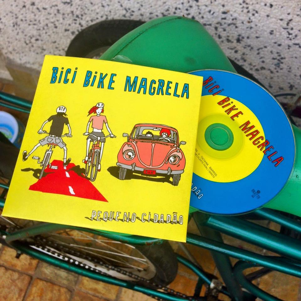 Pequeno Cidadão - Bici Bike Magrela