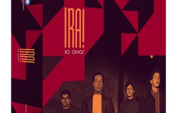 Gravadora lança box com 4 primeiros álbuns do Ira!