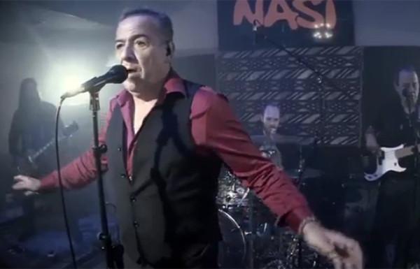 "Nasi lança clipe de ""Alma Noturna"""