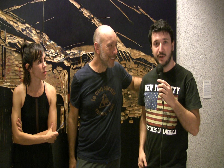 Entrevista Edgard Scandurra e Silvia Tape