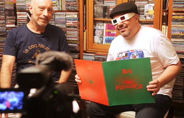 Edgard Scandurra é entrevistado por Cesar Gavin no Vitrola Verde