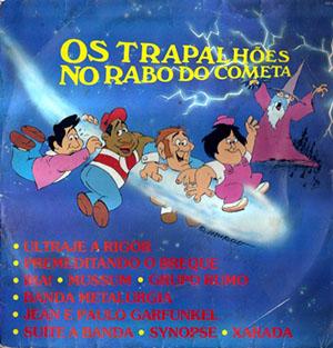 Os Trapalhões no Rabo do Cometa (1985)