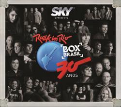 Rock in Rio Box 30 Anos - Brasil (2015)