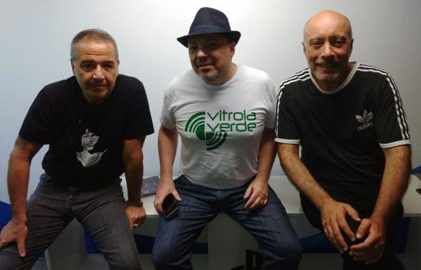 """Vitrola Verde entrevista Ira! sobre o lançamento do DVD """"Ira! Folk"""""""