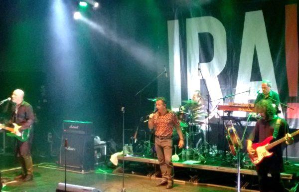 """Ira! vai revisitar o álbum """"Psicoacústica"""" em Curitiba"""