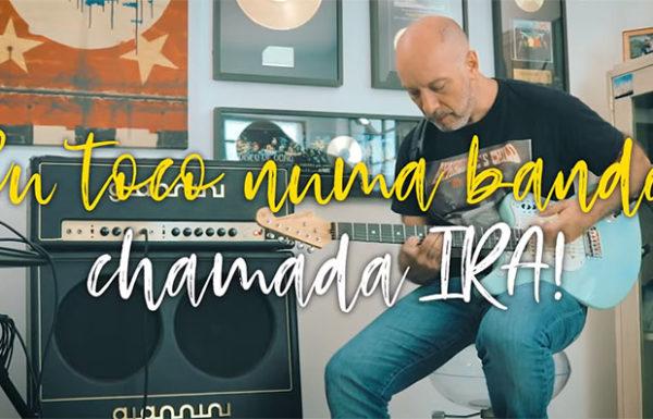 Edgard Scandurra fala sobre música, influências e instrumentos em entrevista